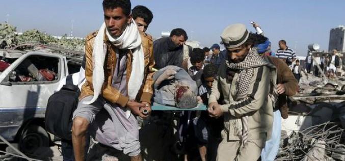 Poursuite des raids aériens de l'Arabie saoudite au Yémen, plus de 550 morts en un mois