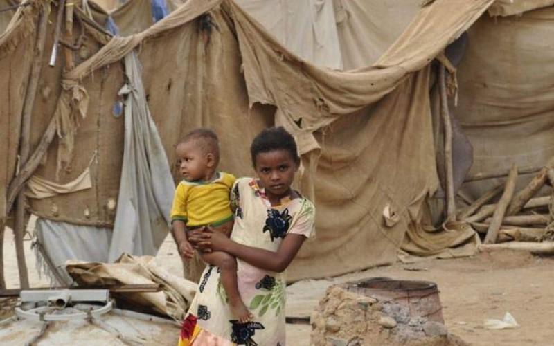 Crise humanitaire au Yémen