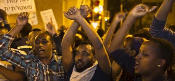 """""""En Israël on tue des juifs parce qu'ils sont noirs"""""""