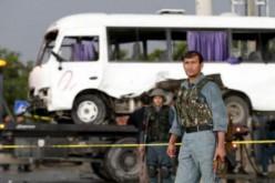 Kaboul : Attentat-suicide dans un bus, trois morts et dix blessés