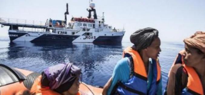 Au moins une quarantaine de migrants morts lors de leur traversée de la Méditerranée