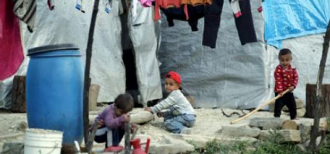 Le nombre de déplacés dans le monde atteint le chiffre record de 38 millions