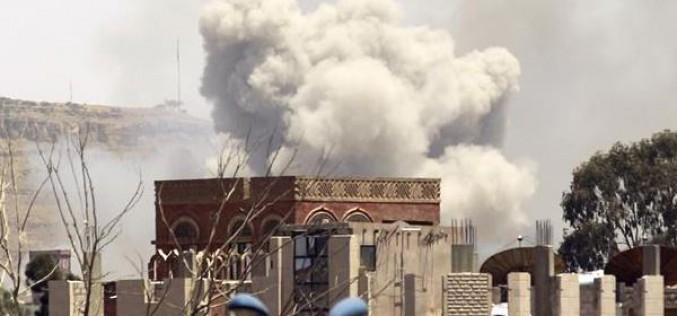 Yémen: 8 mort dans un raid aérien du régime saoudite contre le capital