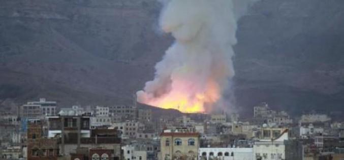 Yémen: 69 personnes pour la plupart des civils tuées dans un raid aérien de l'Arabie Saoudite
