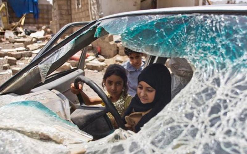 Yémen: violents raids du régime saoudien, de nombreuses familles ont fui leurs foyer