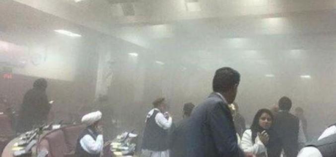 Afghanistan: attaque en cours au parlement de Kaboul