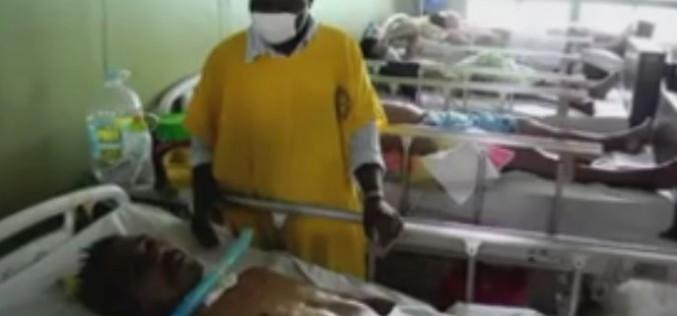 Philippines: un hôpital pour les pauvres menacé de fermeture (vidéo)