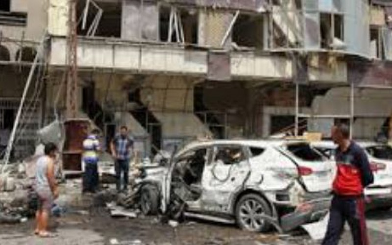 Irak : plus de 15 morts dans un attentat suicide contre des restaurants