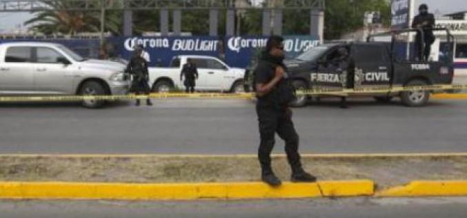 Mexique : dix morts lors d'une fusillade près de Monterrey