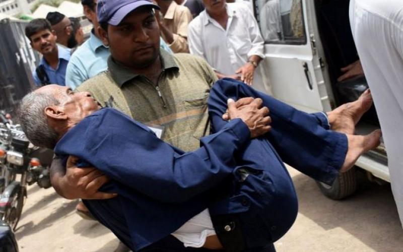Pakistan : Le bilan de la canicule à Karachi dépasse les 780 morts
