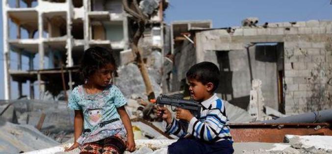 """Droits des enfants: malgré des appels d'ONG, l'ONU n'inclut pas Israël sur sa """"liste de la honte"""""""