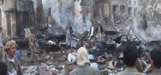 80% des Yéménites affectés par la guerre, Treize organisations humanitaires  appellent à un cessez-le-feu
