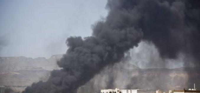 Yémen : Au moins 55 morts dans un raid aérien saoudien à Taiz
