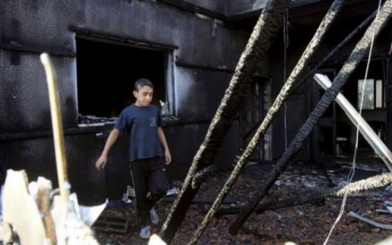 Un bébé Palestinien tué par des extrémistes juifs présumés