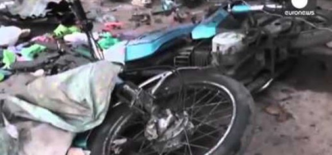 Nigeria :double explosion et bain de sang à Gombe