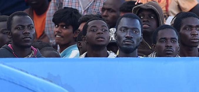 Environ 2 700 migrants secourus au large de l'Italie, 150 000 personnes arrivées en Europe par la mer depuis janvier