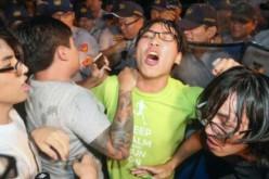 Taïwan: manifestations contre les nouveaux programmes scolaires, 30 étudiants arrêtés