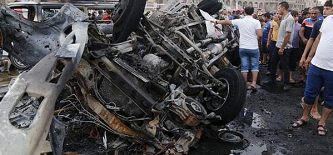 Bagdad : deux explosions visant la communauté chiite ,  les enfants parmi les victimes
