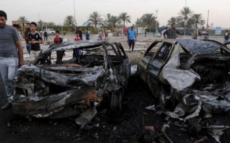 Bagdad : au moins 24 morts dans une série d'attentats