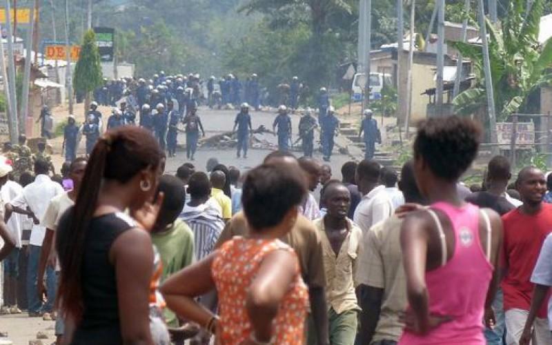 Burundi :  Ban Ki-moon condamne la tentative d'assassinat d'un défenseur des droits humains