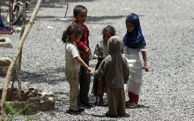 L'ONU : Enfants yéménites risque de devenir une génération perdue