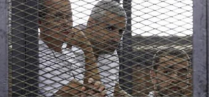 Egypte: 3 journalistes d'Al Djazira condamnés à 3 ans de prison au Caire