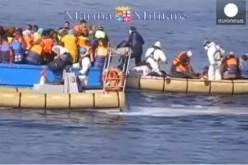 40 migrants meurent d'asphyxie durant la traversée de la Méditerranée