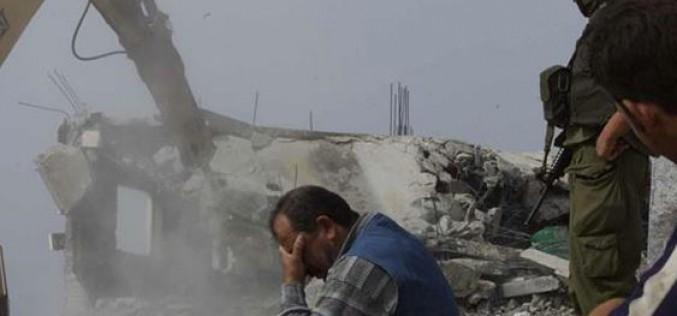 L'Israël a démoli 15 maisons palestiniennes à Ramallah