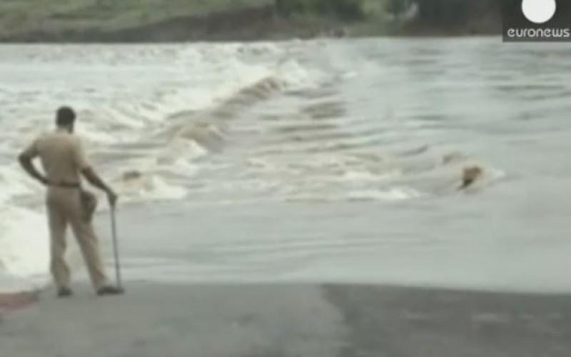 Pluies, inondations et milliers de sinistrés en Inde et en Birmanie