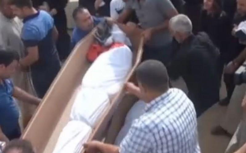 Irak: Deux jeunes garçons morts noyés en Méditerranée enterrés