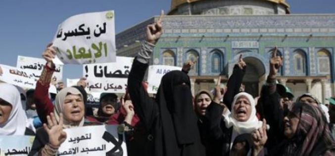 Jérusalem: affrontements entre policiers israéliens et musulmans sur l'esplanade des mosquées