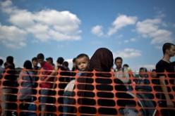 5.809 migrants sont entrés en Hongrie dimanche