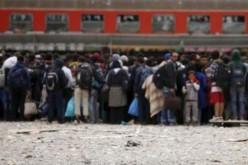 Le HCR ne voit pas l'afflux de migrants en Europe ralentir