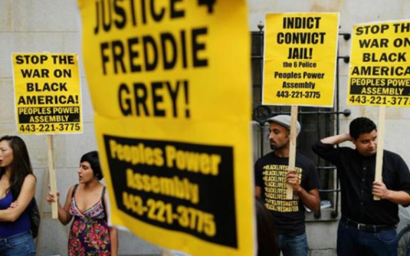 Baltimore: rejet des recours des six policiers accusés de la mort d'un jeune Noir