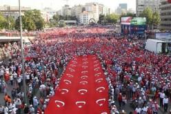 Turquie : plus de 10.000 personnes dans les rues d'Ankara contre le terrorisme