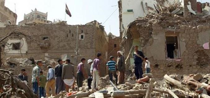 Yémen: Huit civils tués dans des frappes aériennes du régime saoudien