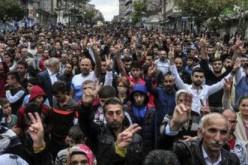 Ankara : des milliers de manifestants en hommage aux victimes de l'attentat