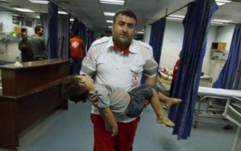 Gaza : Un bombardement israélien tue une femme et un enfant