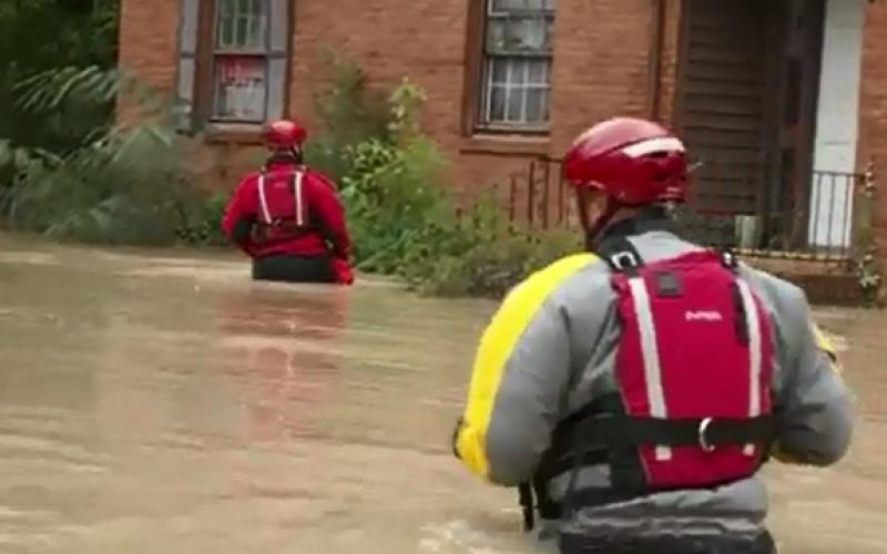 Etats-Unis: 9 morts dans les inondations en Caroline du Sud – vidéo
