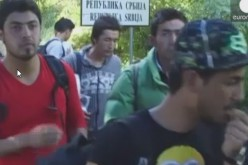 Aux portes de l'Europe, les demandeurs d'asile témoignent de l'horreur d'EI -vidéo