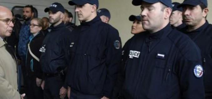 France : Les policiers appelés à manifester sous les fenêtres de Christiane Taubira