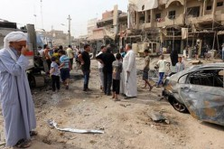 Irak : 7 tués et plusieurs blessés dans les bombardements de la capitale