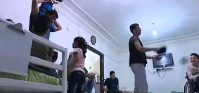 Santé : une ONG française vient en aide aux enfants syriens blessés