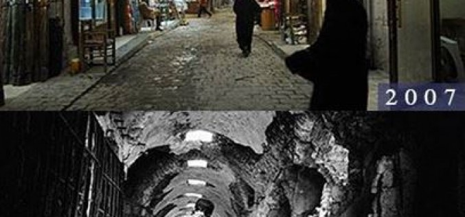 La Syrie, avant et après la guerre !  (en image)