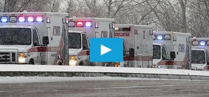 Etats-Unis : Nouvelle fusillade meurtrière –vidéo