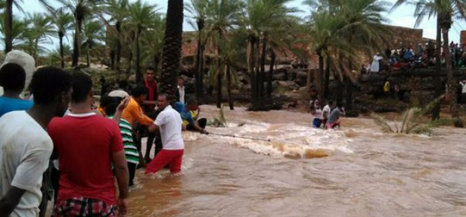 Yémen : le HCR annonce l'apport d'une aide aux personnes déplacées par le passage du cyclone Chapala