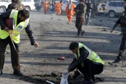 Afghanistan : attentat suicide près de l'aéroport de Kaboul