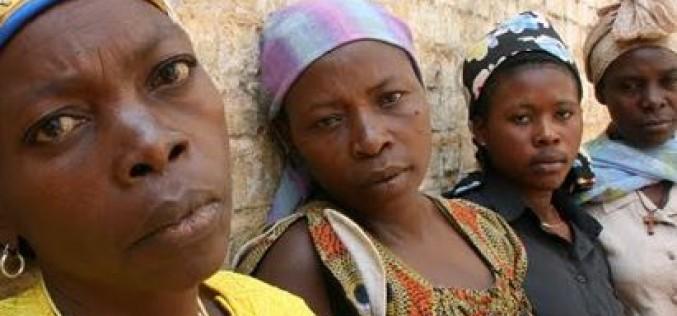 République centrafricaine : En plein conflit armé, les femmes sont victimes de viols (HRW)