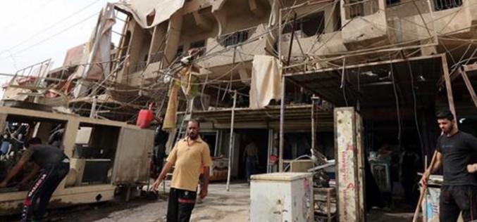 ONU: 500 enfants irakiens tués et blessés en 2015