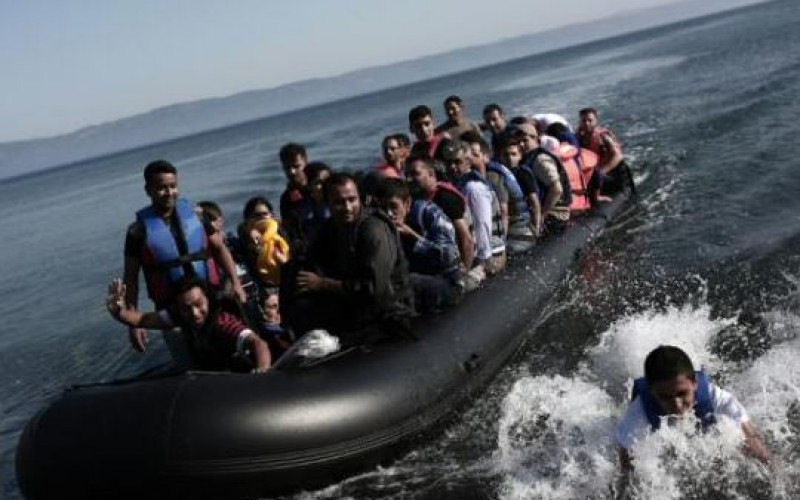 Un million de migrants sont arrivés en Europe en 2015 (ONU)